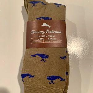 NEW Tommy Bahama Men's Socks